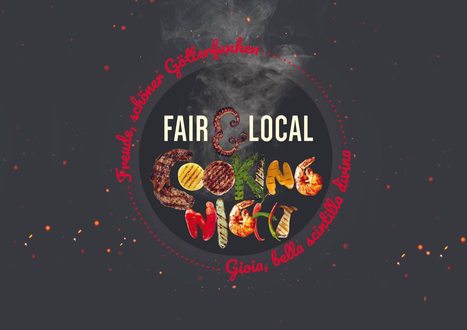 Das Menü der fair & local cooking night – Parkhotel Laurin