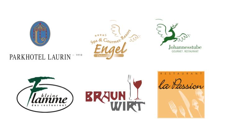 Die teilnehmende Köche und ihre Restaurants 2017