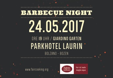 fair & local cooking night 2017 – 24. Mai 2017 – Parkhotel Laurin